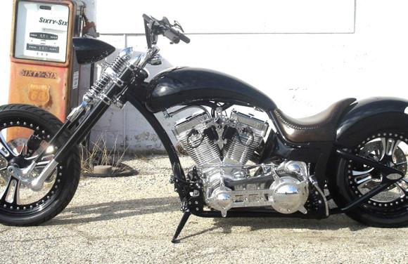 Reaper | DD Custom Cycle