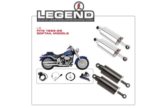 legend air suspension kits