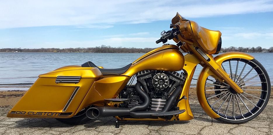 dd custom cycle