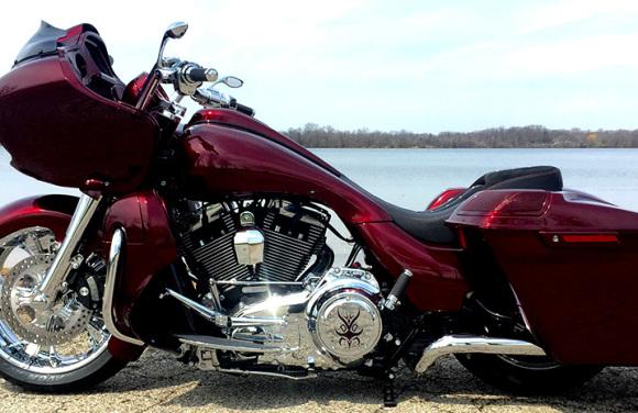 2015 Fat Tire Road Glide | DD Custom Cycle